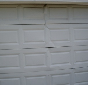 Captivating Cracked Garage Door Panels Raleigh
