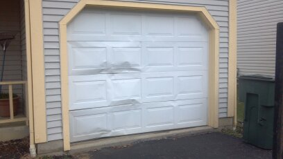 Marvelous Garage Door Panel Replacement Raleigh NC