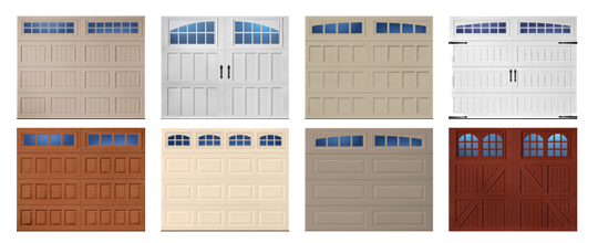 Raleigh Nc Garage Door Styles