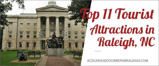 Top 11 Tourist Attractions In Raleigh North Carolina