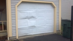 replace-broken-garage-door-panels-Raleigh